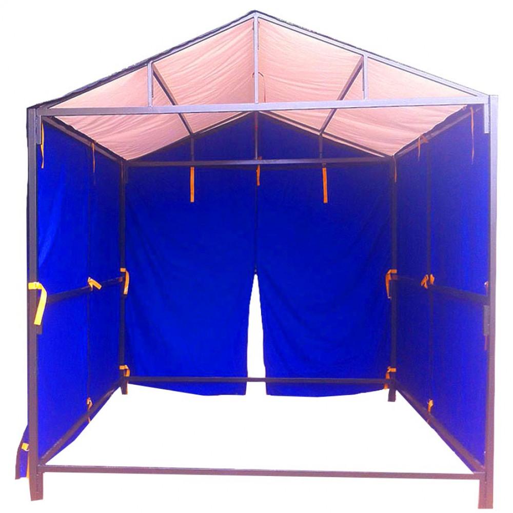 """Палатка сварщика """"Профи"""" новатор-универсал 2,5х2,5 м."""