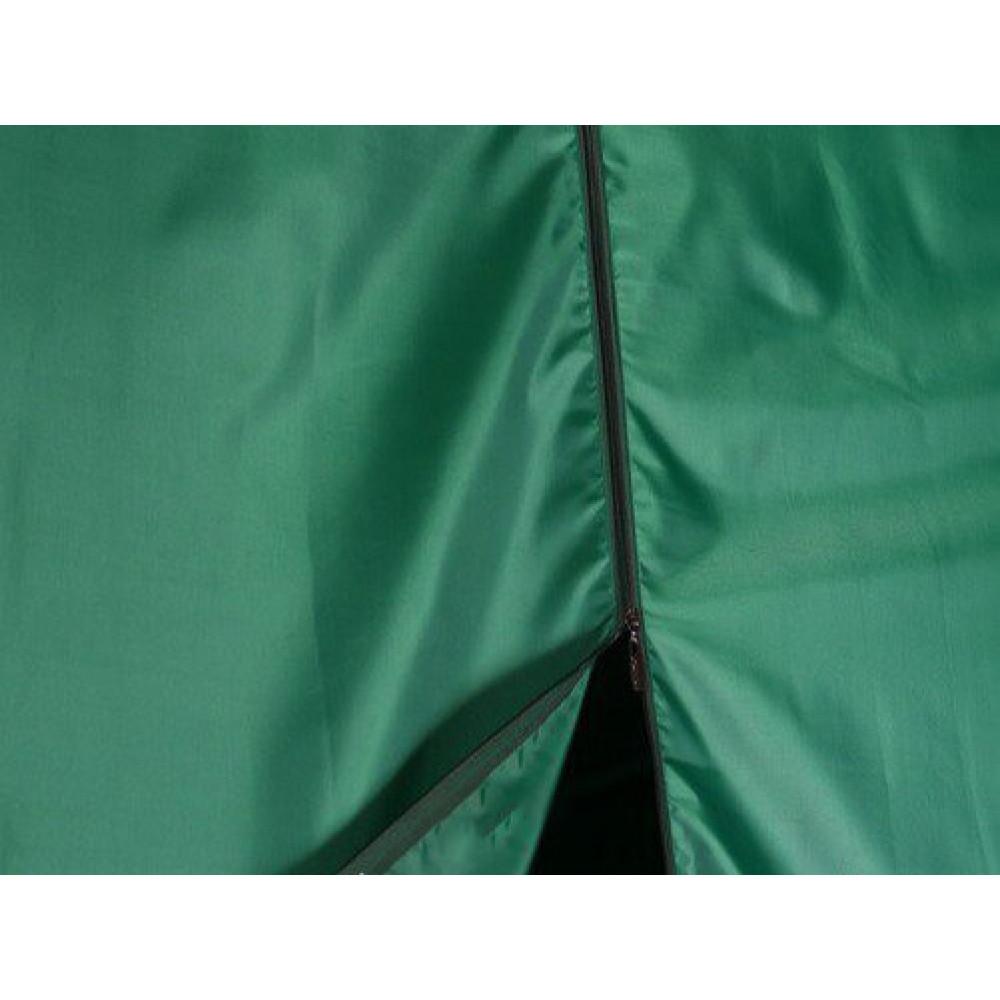 """Палатка для торговли и промоакций """"Трейд"""" однотонная (с козырьком, с тентом на молнии) 2х2 м"""