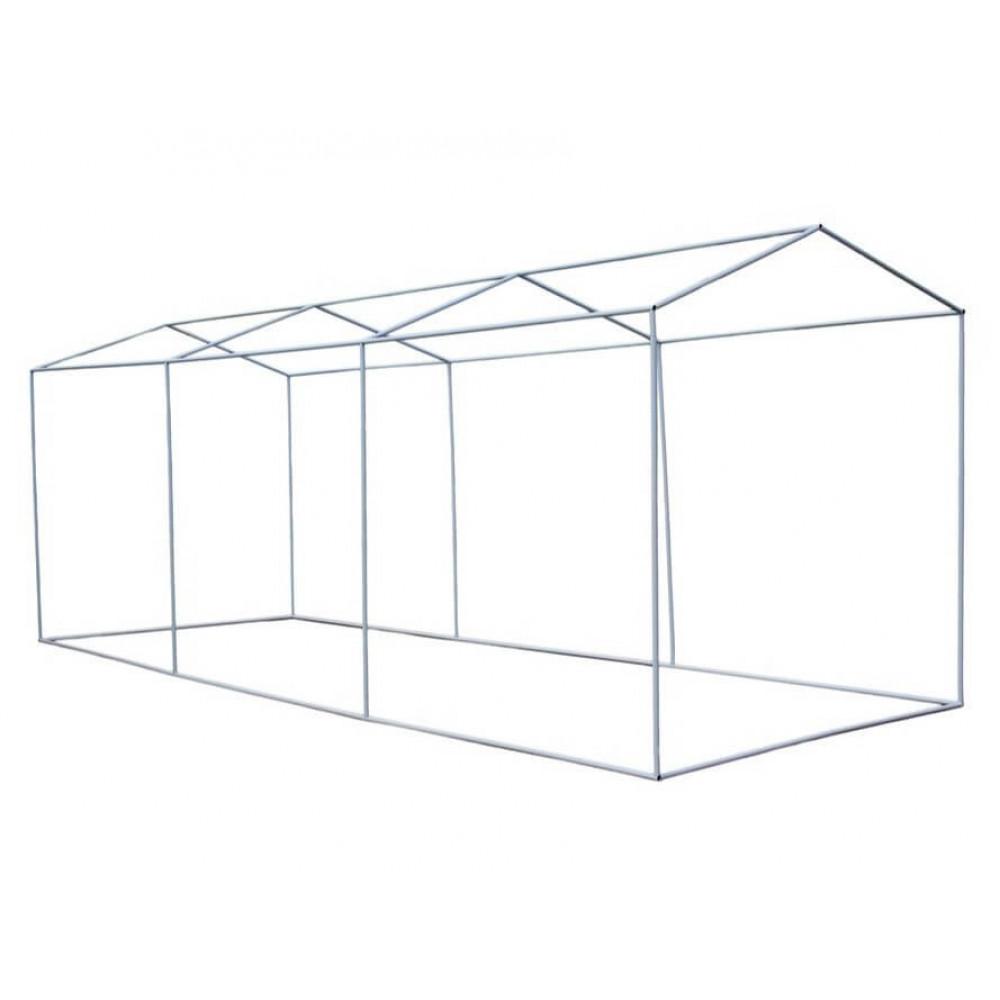 """Палатка для торговли и промоакций """"Трейд"""" (без козырька) 2х6 м с полной запечаткой"""