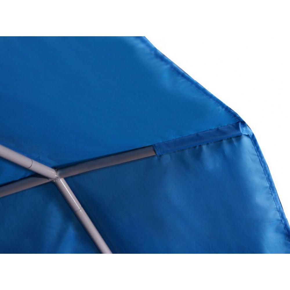 Тент для торговой палатки (с козырьком) 2х2 м, однотонный