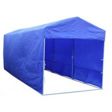 "Палатка для торговли и промоакций ""Трейд"" однотонная без козырька 2х6 м"