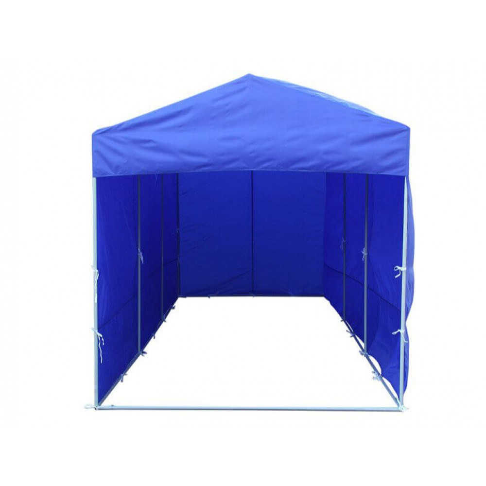 "Палатка для торговли и промоакций ""Трейд"" однотонная (без козырька) 2х6 м"