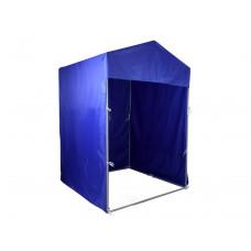"Палатка для торговли и промоакций ""Трейд"" однотонная без козырька 1,5Х1,5 м"