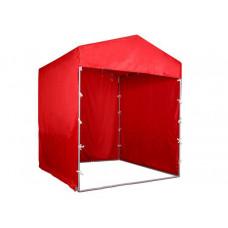 "Палатка для торговли и промоакций ""Трейд"" однотонная без козырька 2х2 м"