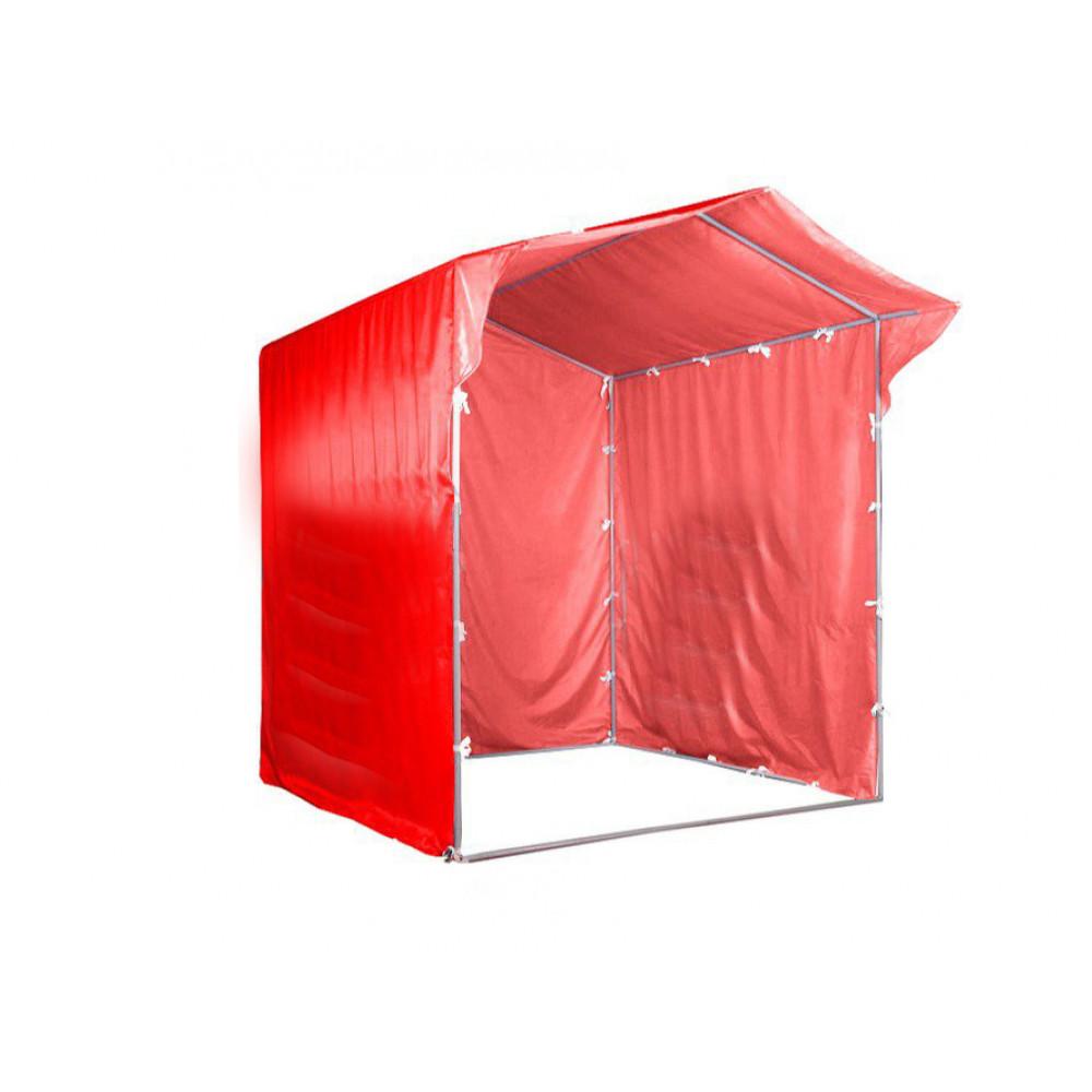 """Палатка для торговли и промоакций """"Трейд"""" (с козырьком) 2х2 м с полной запечаткой"""